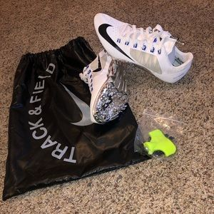 BEAND NEW Nike Fly Wire Track cleats